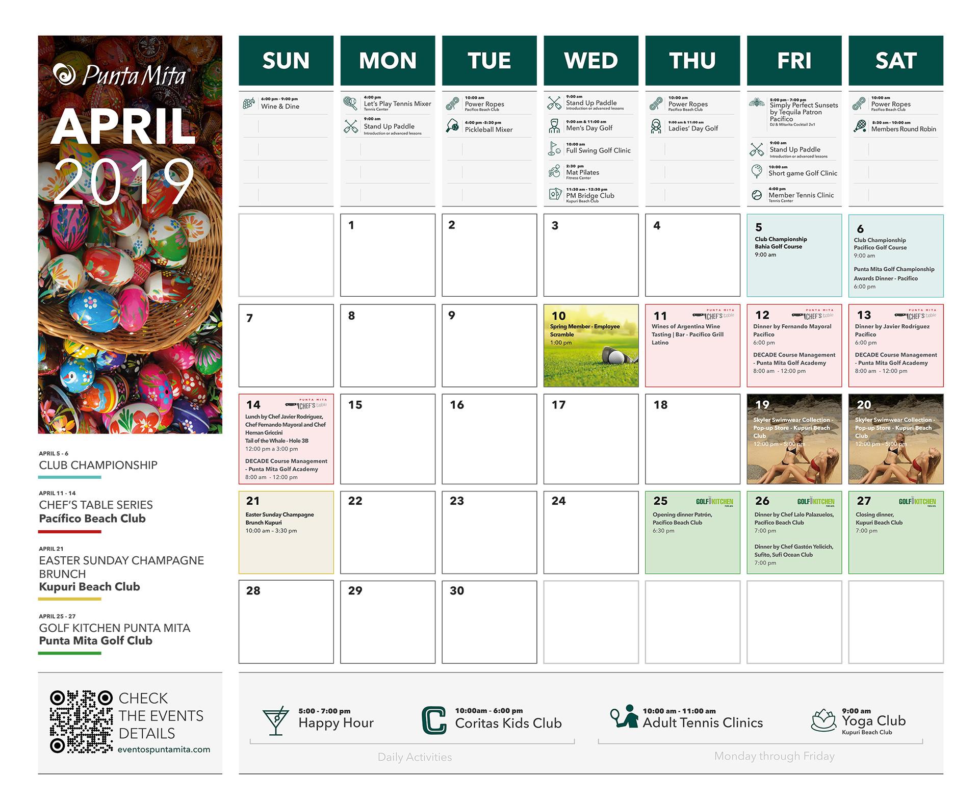 Click to Download Calendar in PDF