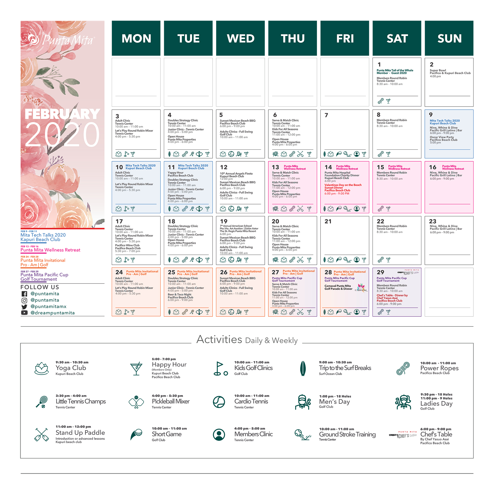 Click to Download Calendar in PDF