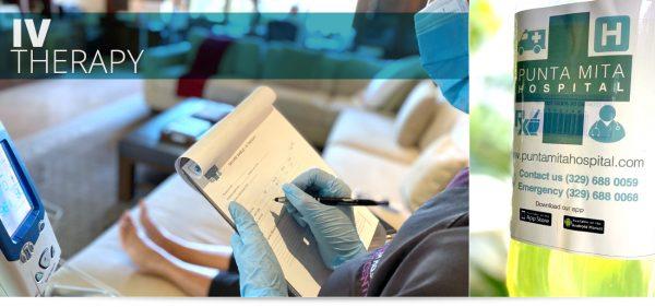 Punta Mita Hospital - IV Therapy